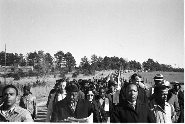 , 'The Selma March,' 1965, Jackson Fine Art