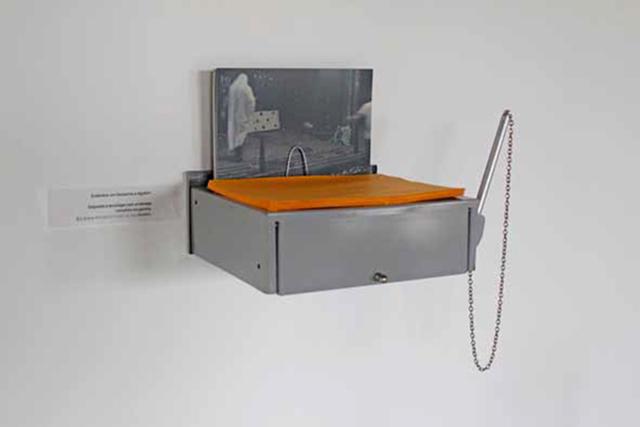 , 'Fantasma (encontros com outro mundo),' 2011, Galeria Jaqueline Martins