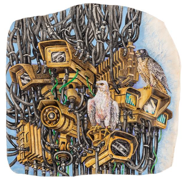 , 'Pure Order,' 2017, Sullivan+Strumpf