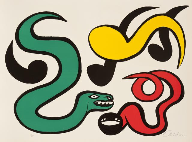 Alexander Calder, 'Couleurs aux Choix', 20th Century, Findlay Galleries