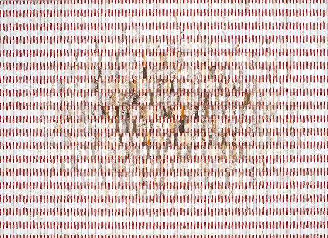 , 'Quantum Marlboro,' 2013, River