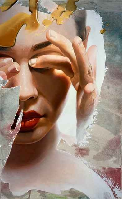 Mike Dargas, 'Blind Sighted', 2019, Art Angels