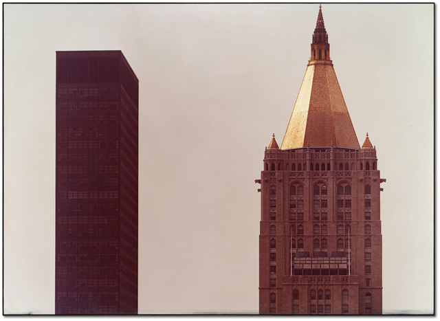 , 'New York Life Insurance Company, built 1928, New York,' 1979, TASCHEN