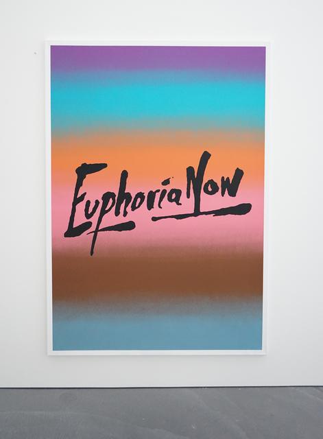 SUPERFLEX, 'Euphoria Now/Colombian Peso', 2017, Painting, Spray enamel and acrylic on canvas, von Bartha