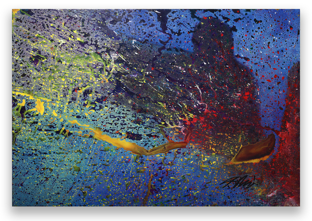 , 'Silk Road 19,' 2006-2007, Dellupi Arte