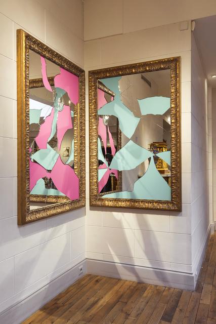 , 'Two Less One colored,' 2014 , Galleria Continua