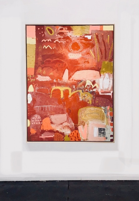 , 'Near and Far,' 2019, West End Art Space