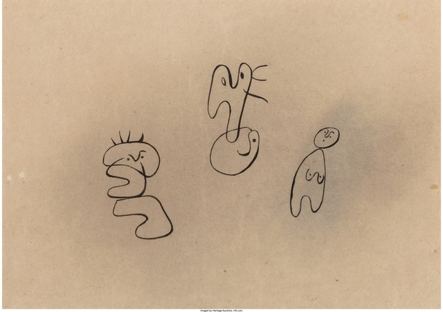 Joan Miró, 'Untitled', 1934, Heritage Auctions