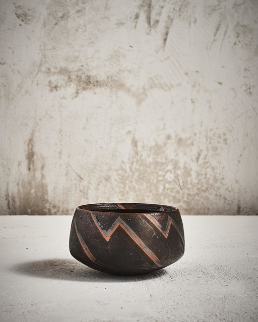 Ursula Scheid, 'Abstract Decorated Bowl', Jason Jacques Gallery