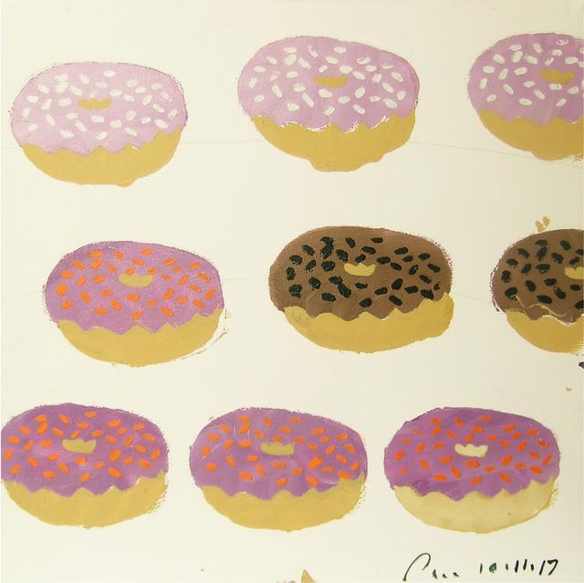 , 'Donuts,' 2017, Studio A