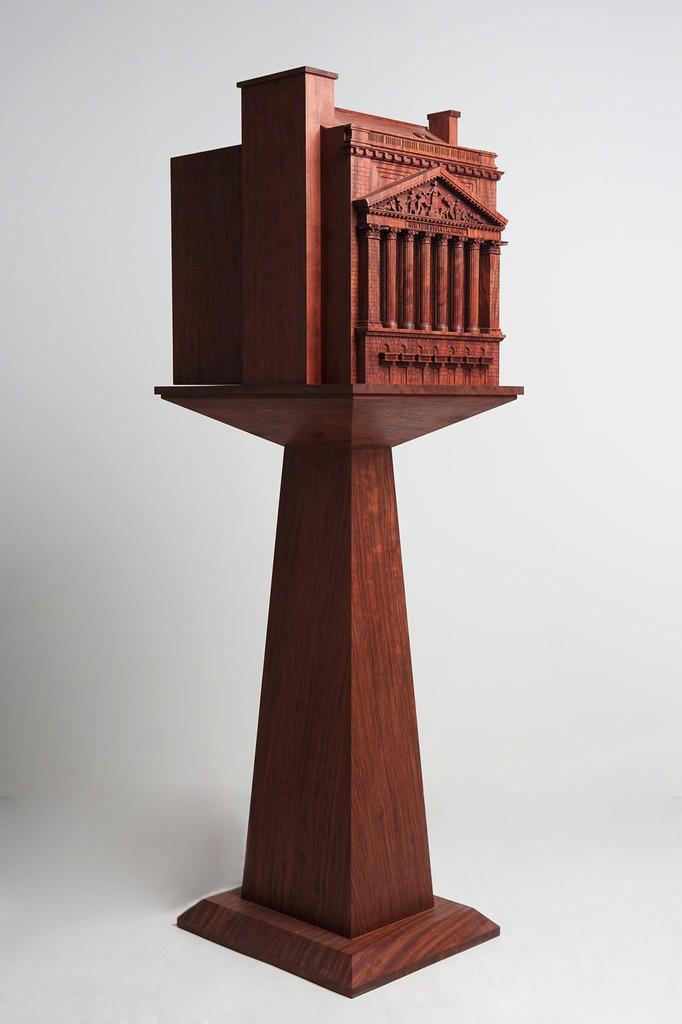 Naihan Li, 'The NY Stock Exchange Shrine,' 2014, Gallery ALL
