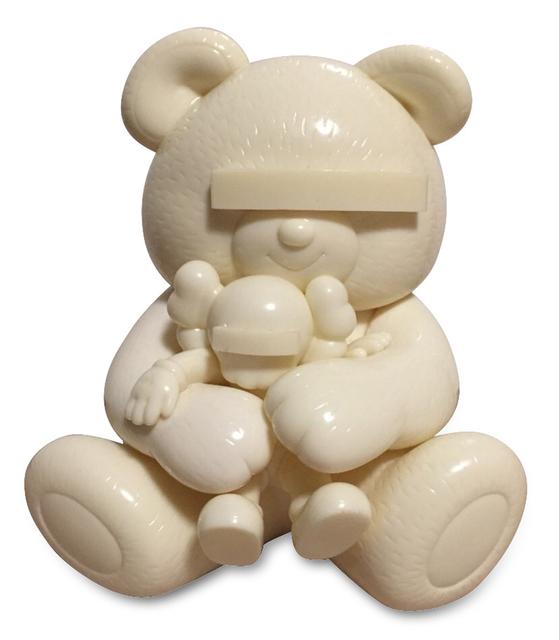 KAWS, 'Undercover Bear (White)', 2009, EHC Fine Art Gallery Auction