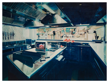 , 'New kitchen,' 2012, Hive Center for Contemporary Art