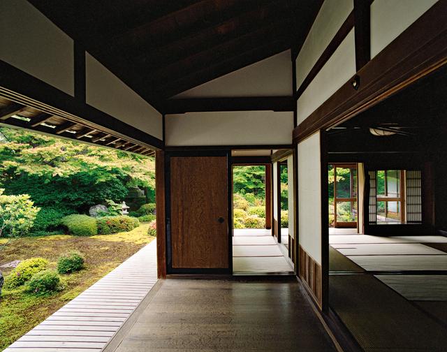, 'Genkō-an 3 Northwest Kyoto 9 June 2009 (8:00–9:00),' 2009, Benrubi Gallery