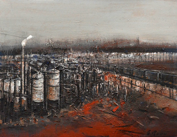 Wang Jiazeng, 'Mark of City 28', 2014, Altro Mondo