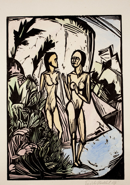 , 'Faruen am Strand,' 1919, Henze & Ketterer