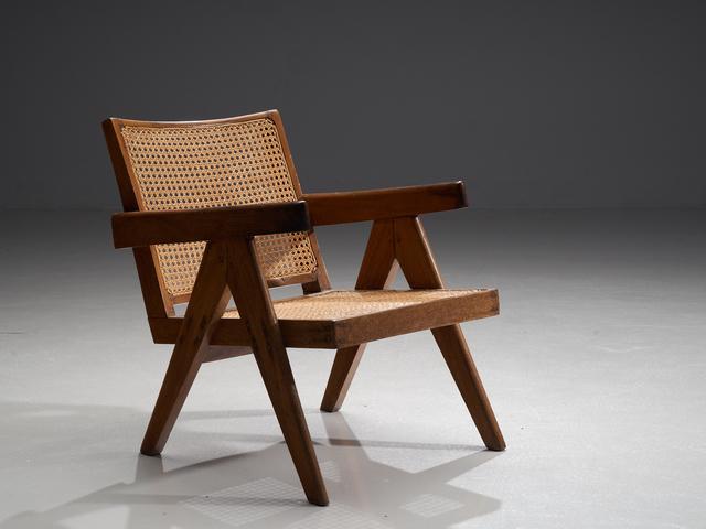 ", '""Office cane chair"",' 1955-1956, MORENTZ"
