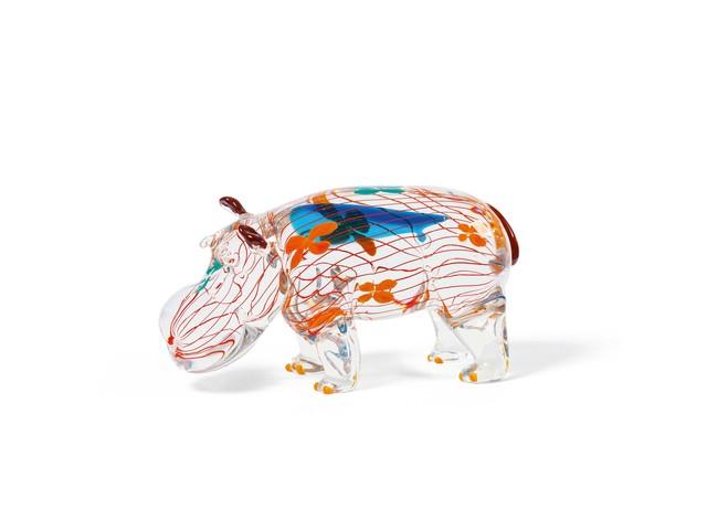 Rosemarie Benedikt, 'Flowers for my Hippo', 2018, Galerie Kovacek & Zetter