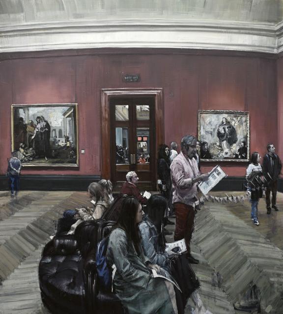 , 'The V. Room ,' 2017, Stanek Gallery
