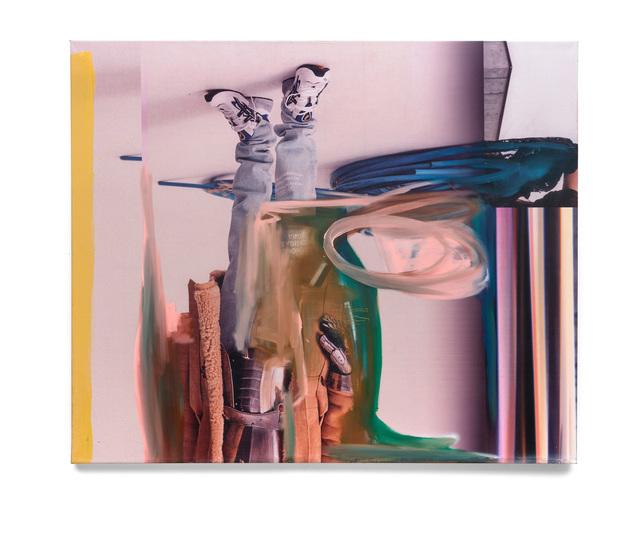 Andreas Diefenbach, 'Superposition (So laufen, dass es läuft)', 2019, FELD+HAUS