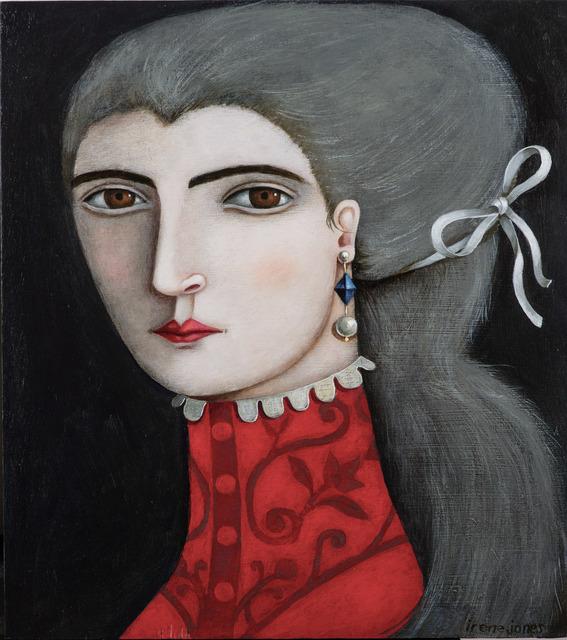 , 'Princess of Waiting,' 2017, Hybrid Gallery