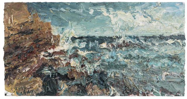 , 'Pacific Ocean,' 2014, Contemporary by Angela Li