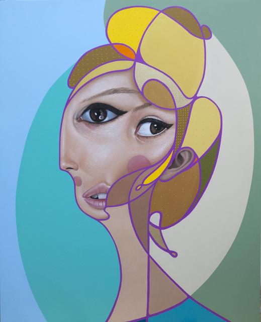 , 'Brigitte,' 2018, NextStreet Gallery
