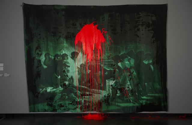 , 'FARSA – GOYA (FUSILAMIENTOS DEL 3 DE MAYO DE 1808),' 2013, Galería Vermelho