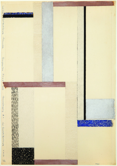 , 'Komposition H-O-V-E, Vervielfältigung n°1,' 1933, Galerie Le Minotaure