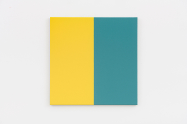 Steven Aalders, 'Two Colors (Yellow, Blue)', 2018, Walter Storms Galerie