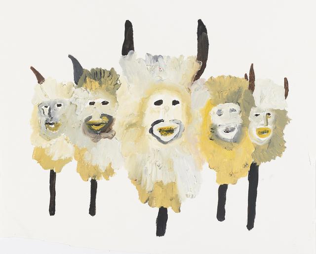 , 'Máscaras,' 2015, Henrique Faria Fine Art