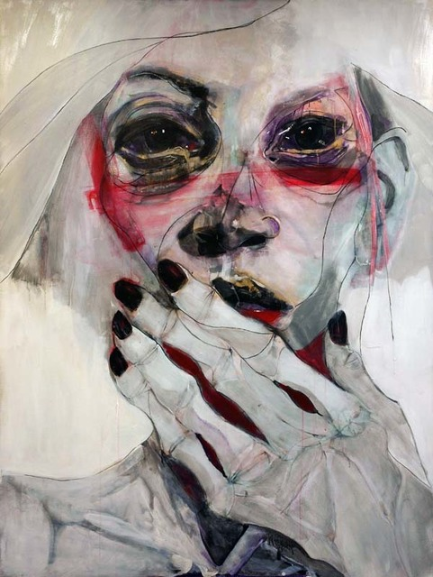 , 'Caitlin,' 2015, Bill Lowe Gallery