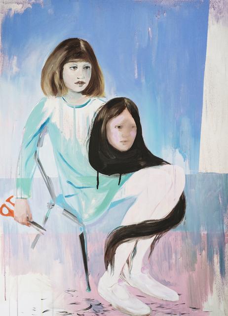 , 'Hair,' 2016, LETO