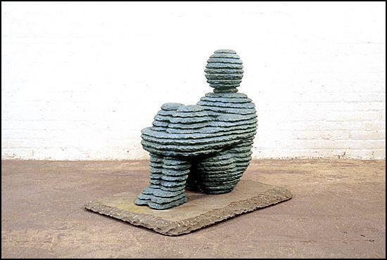 , 'Pashur (#18),' 1993, SPONDER GALLERY