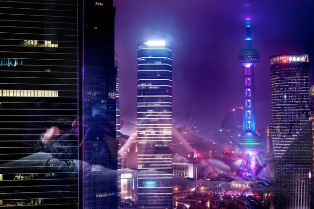 , 'Shanghai Night,' 2015, Only Art Club