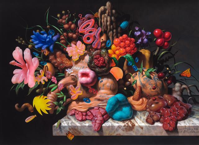 , 'Biggie Patch Kidney P.I.E.,' 2015, Gallery Poulsen