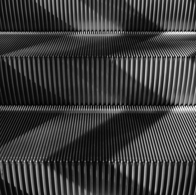 , 'WTC Escalator,' , Soho Photo Gallery
