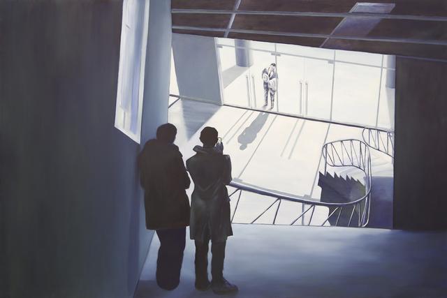 , 'Projeções III - A Partir de David Claerbout,' 2013, Bolsa de Arte