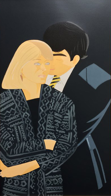 Alex Katz, 'Pas de Deux:Vicki Hudspith and Wally Tuberville', 1993, Art Window