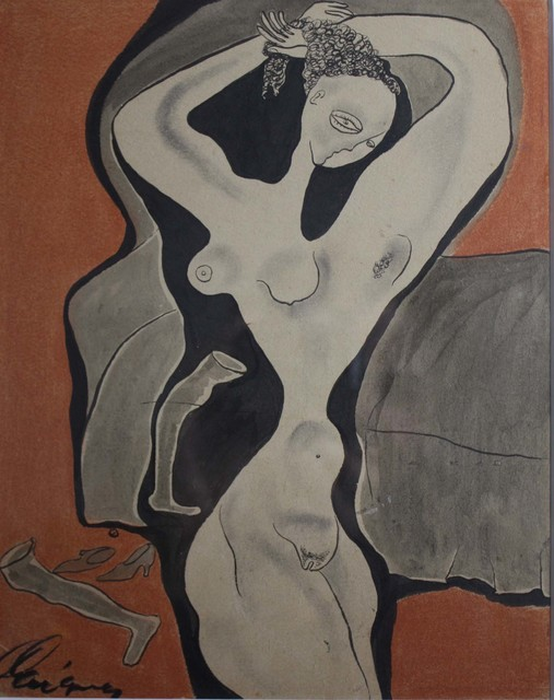 , 'Desnudo,' ca. 1930, Pan American Art Projects