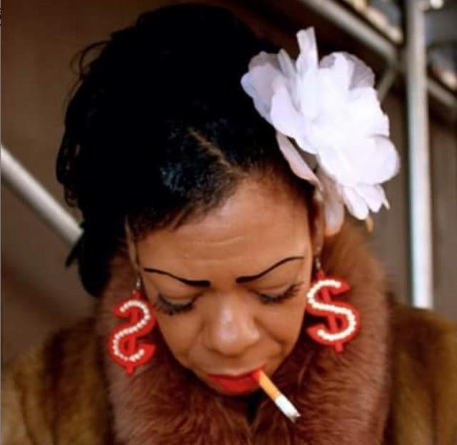 , 'Lady Money Sings The Blues, Harlem, NYC,' 2011, Postmasters Gallery