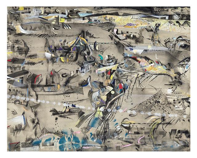 , 'Mindscape 14,' 2017, C24 Gallery