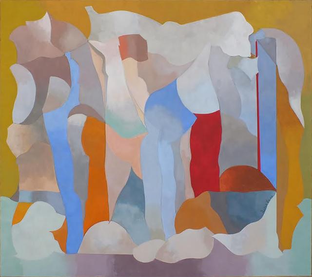 , 'Los iluminados,' 2015, Galeria Oscar Roman