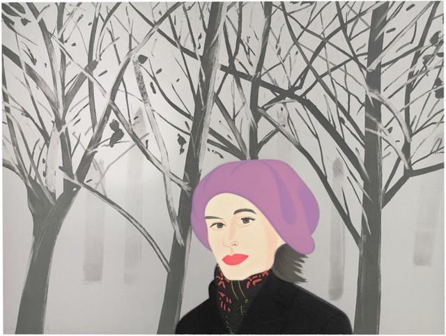 Alex Katz, 'January 7', 1993, Gregg Shienbaum Fine Art