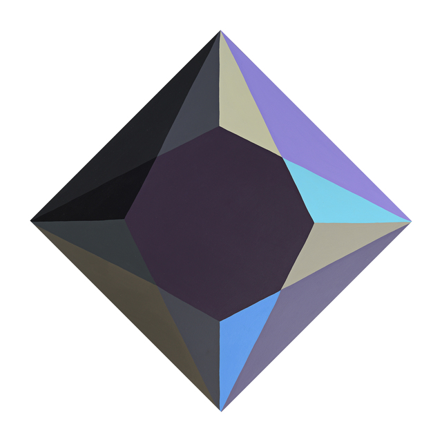 , 'Magical Christal,' 2015, Triangle