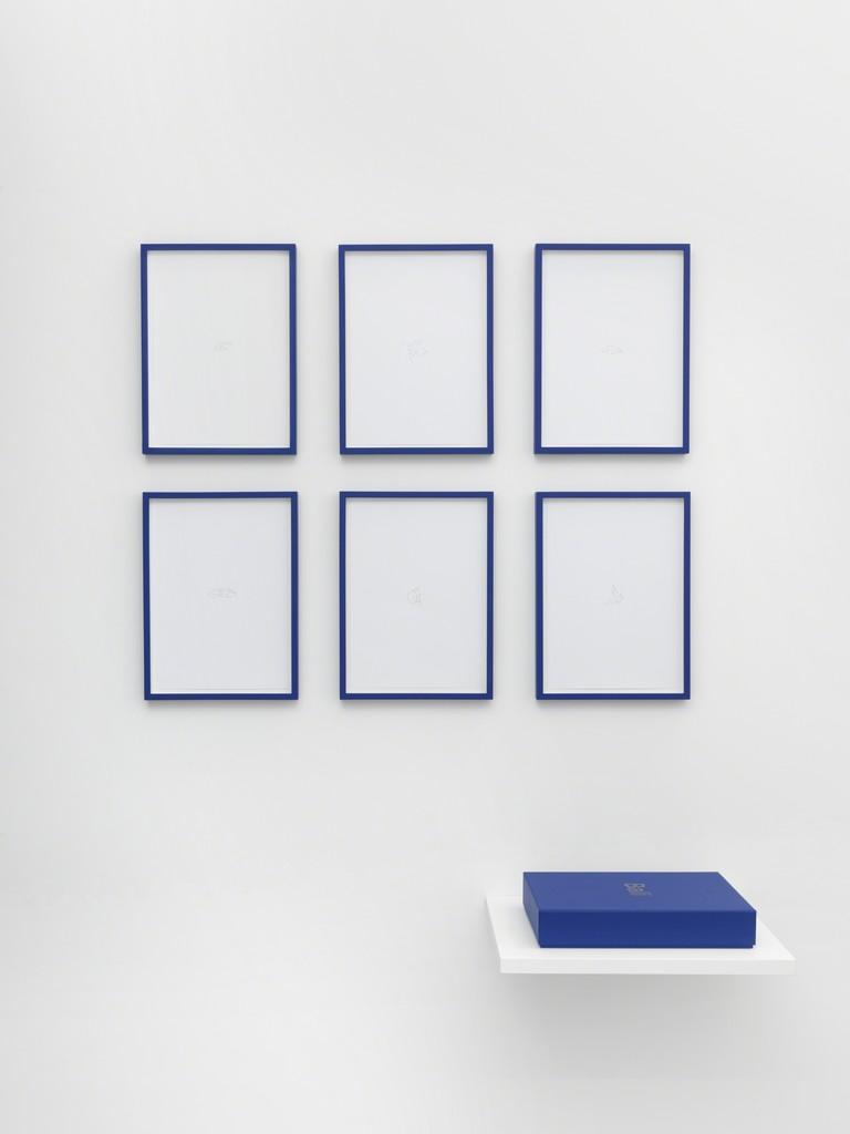 """Exhibition view, """"Eustache"""", Denis Savary, Galerie Xippas, Geneva, Switzerland. ©Annik Wetter"""