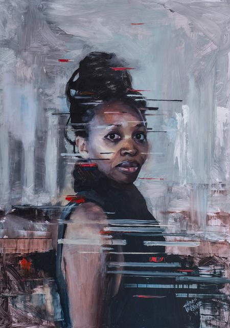 , 'Requiem,' 2018, 99 Loop Gallery