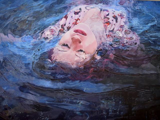 , 'Breaking the Surface,' , Lawrence Alkin Gallery