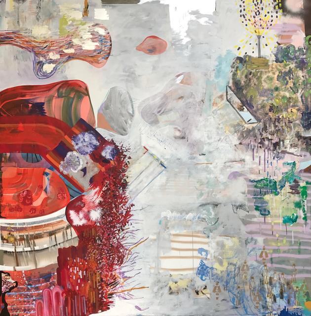 , 'Symeon,' 2017, SETAREH GALLERY