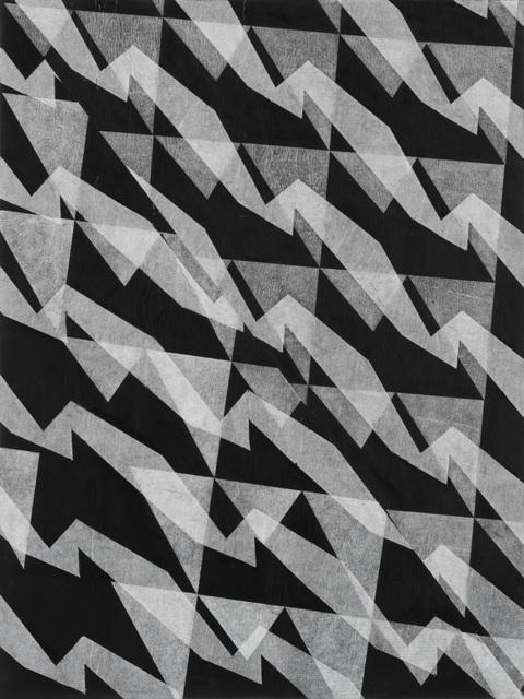 , 'Split,' 2016, Moskowitz Bayse
